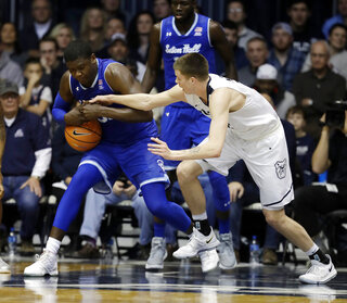 Seton Hall Butler Basketball