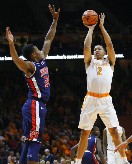 Grant Williams, Anfernee McLemore