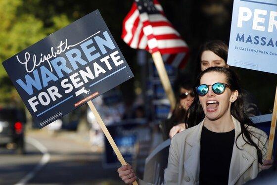 Election 2018 Senate Massachusetts Debate