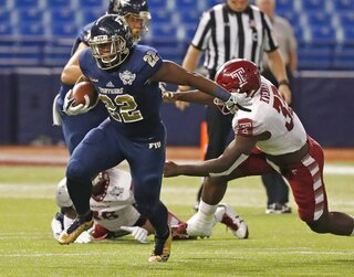 Gasparilla Bowl Temple FIU Football