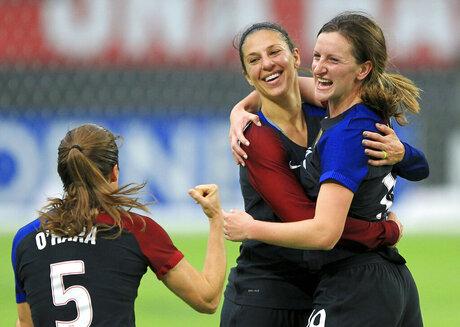 USA Switzerland Women Soccer