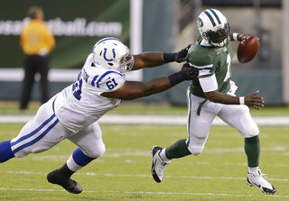 Colts Jets Football