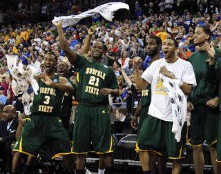 NCAA Norfolk St Missouri Basketball