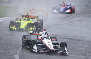IndyCar Alabama Auto Racing