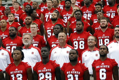 NC State Media Day Football