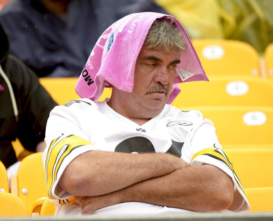 Pittsburgh Steelers Fan