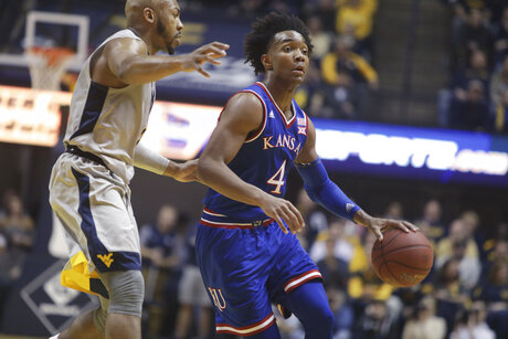 Devonte' Graham, Jevon Carter
