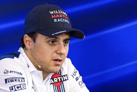 F1 Williams Massa Retiring
