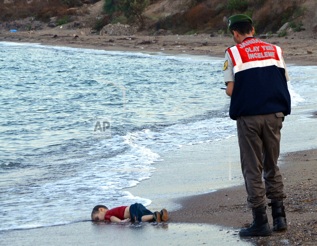 YE Turkey Migrants
