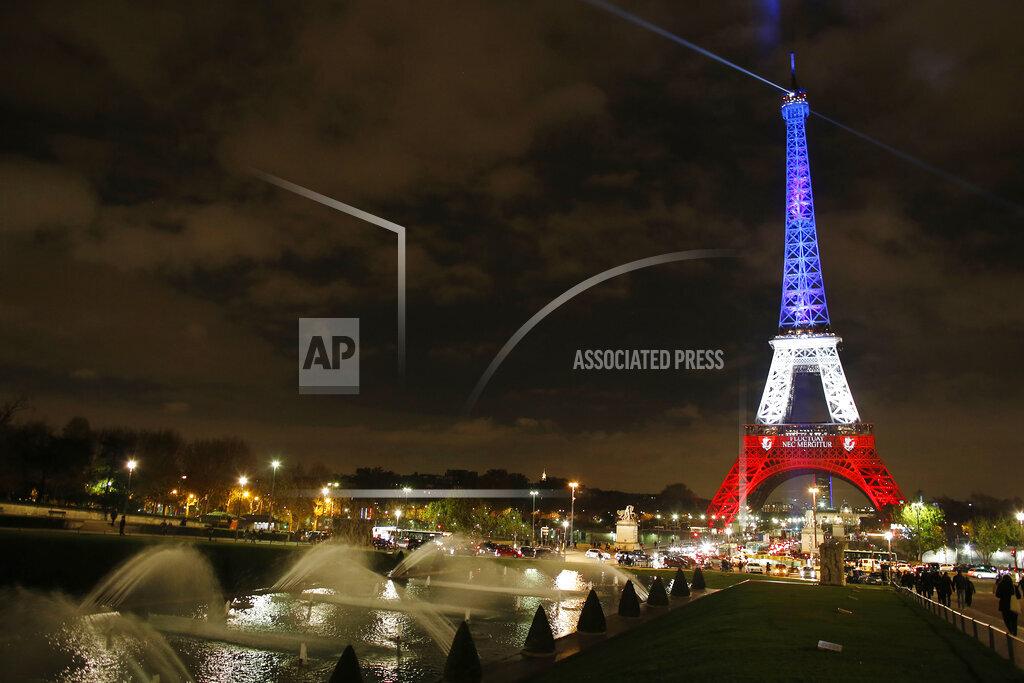 YE France Paris Attacks