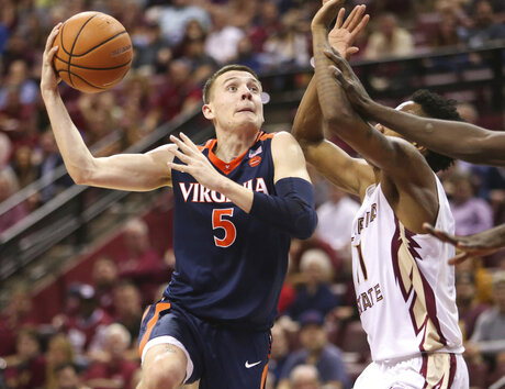 Kyle Guy, Braian Angola