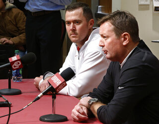 Lincoln Riley, Bob Stoops