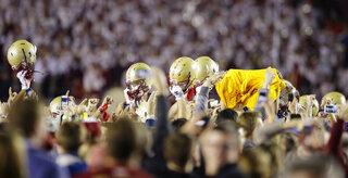USC Boston College Football