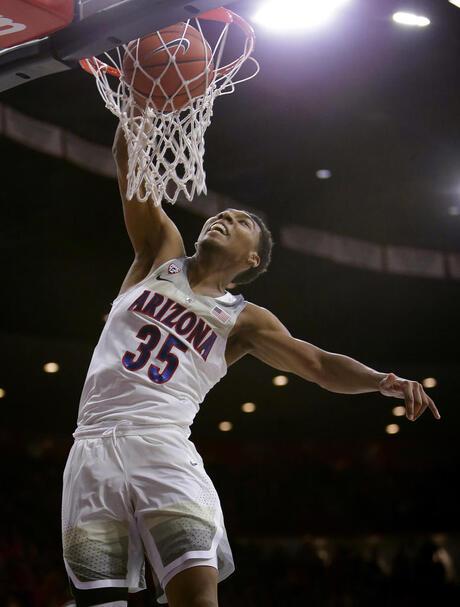 APTOPIX Washington Arizona Basketball