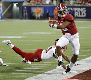 Dee Smith, Tua Tagovailoa