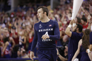 NCAA-BYU Infractions Basketball