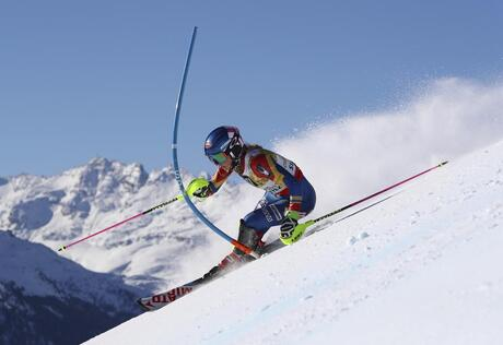 APTOPIX Switzerland Alpine Skiing Worlds