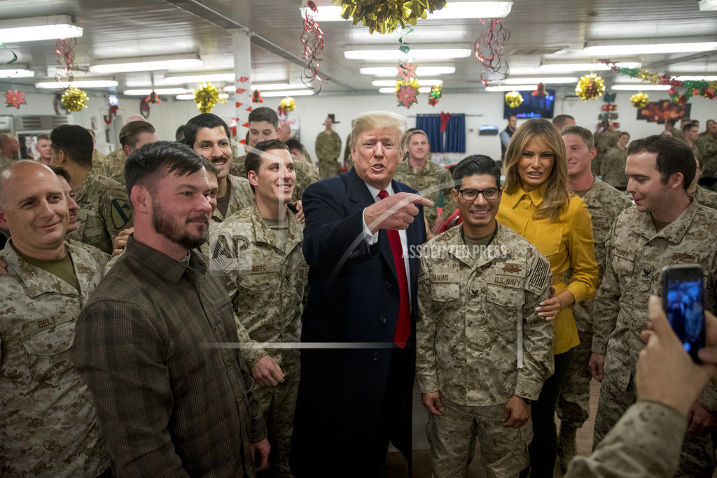 Trump Iraq