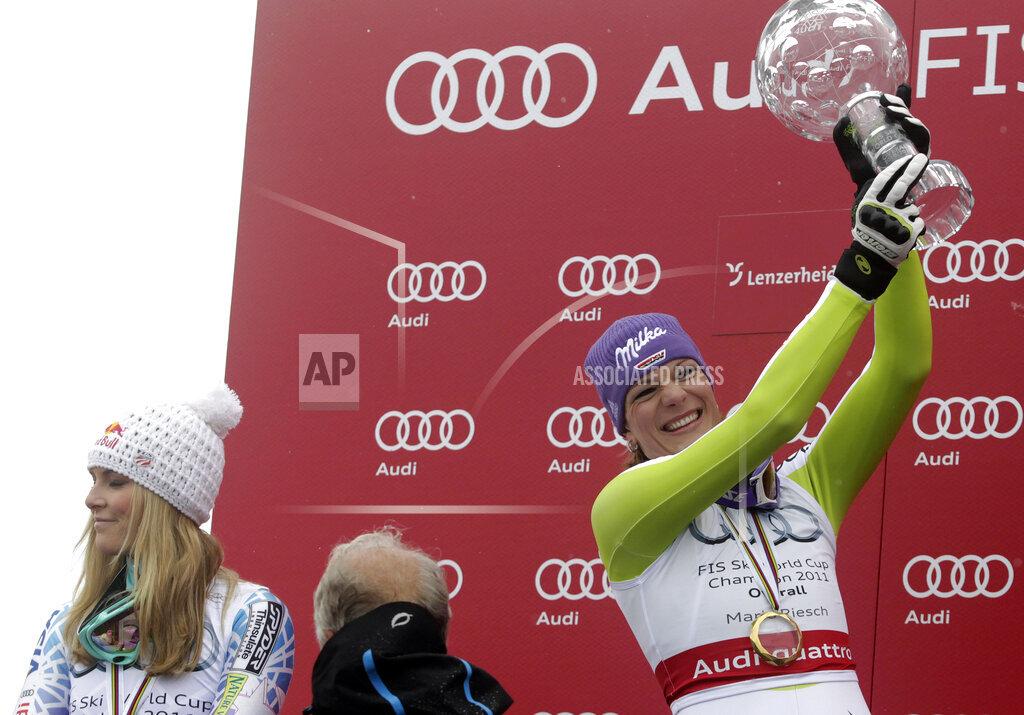 Switzerland Alpine Skiing World Cup Finals