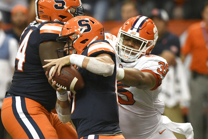 Syracuse aims to get back on track vs Western Michigan