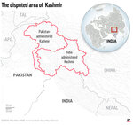 Insurgent groups have been fighting for Kashmir's independence from India or its merger with Pakistan since 1989.;