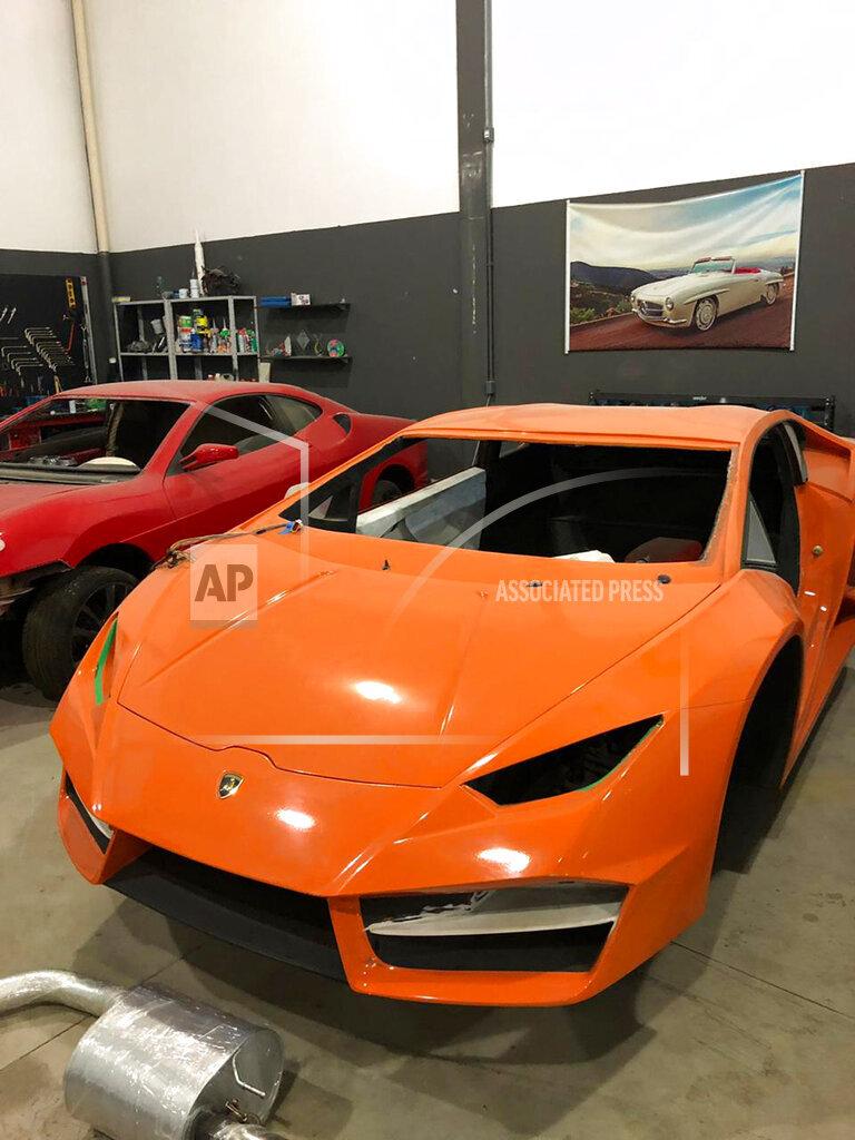 Brazil Phony Ferraris