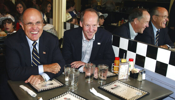 Rudy Giuliani, Greg Walden