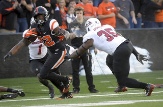S Utah Oregon St Football