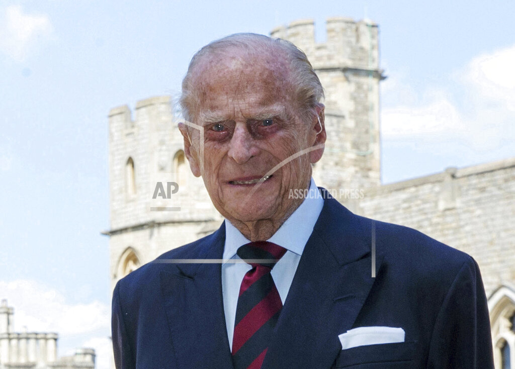 Prince Philip would have turned 100 years old today - 6/10/21