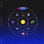"""This image released by Atlantic Records shows """"Music of the Spheres"""" by Coldplay. (Atlantic Records via AP)"""