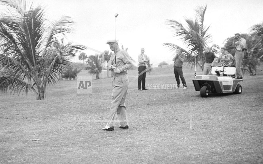 Watchf Associated Press International News   Puerto Rico APHS121471 Johnson Golf