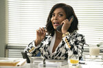 This image released by Paramount Pictures shows Taraji P. Henson in a scene from