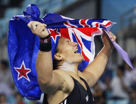 Olympics Athletics Adams' Ambitions