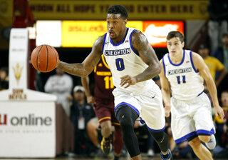 Creighton Arizona St Basketball