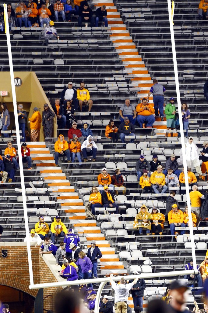 LSU Tennessee Football