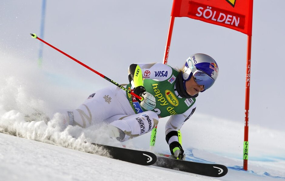 APTOPIX Austria Alpine Skiing World Cup