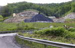 The Black Eagle coal mine, a deep mine in Raleigh County, W.V., operated by Marfork Coal Company, a subsidiary of Alpha Metallurgical Resources. Photo taken May 18, 2021, in Eunice, W.Va.  (Chris Dorst/ Charleston Gazette-Mail via AP)