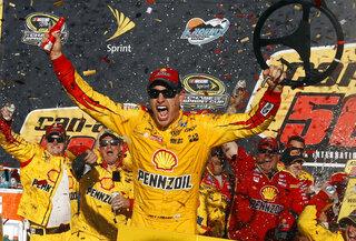 APTOPIX NASCAR Phoenix Auto Racing