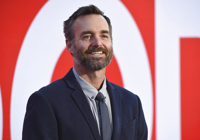 FILE - Will Forte arrives at the premiere of