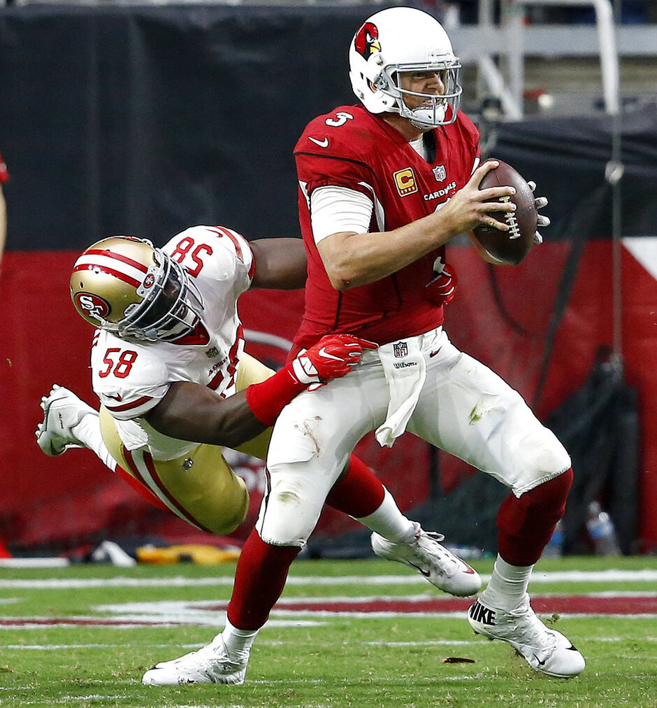 APTOPIX 49ers Cardinals Football