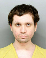 FILE - This undated photo provided by the Hamilton County Sheriff's Office in Cincinnati shows Brian Rini. A pretrial hearing is planned for Thursday, June 13, 2019, for Rini, charged with impersonating a long-missing child. U.S. District Judge Michael Barrett in Cincinnati will hear from attorneys on both sides, with a trial scheduled June 24. (Hamilton County Sheriff's Office via AP)