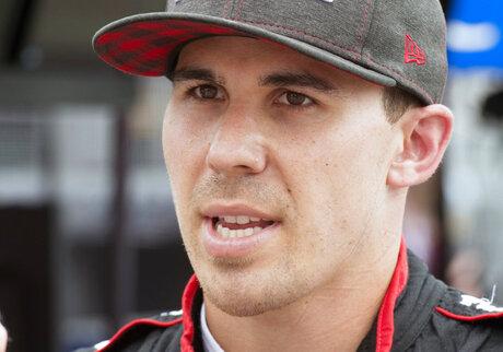IndyCar Wickens Paralyzed Auto Racing
