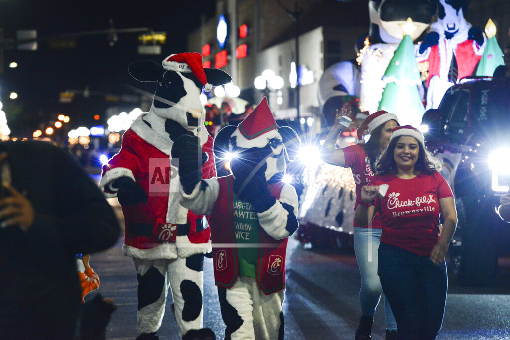 Brownsville Christmas Parade