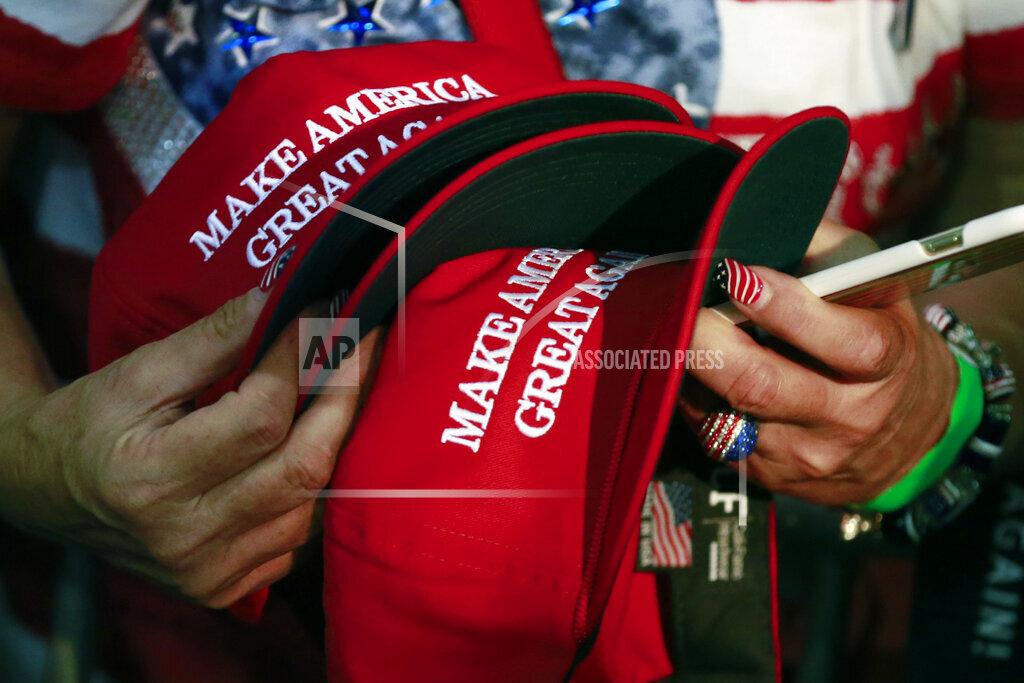 GOP 2016 Trump Hats