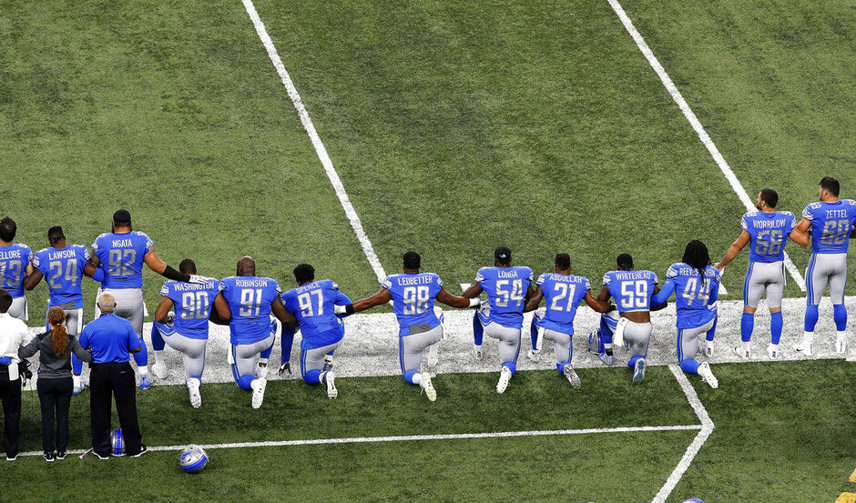 YE Falcons Lions Football