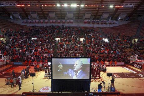 NCAA Virginia Tech Tournament Basketball