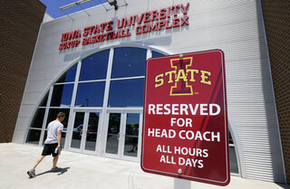 Iowa St Hoiberg Basketball