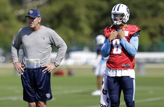 Marcus Mariota, Mike Mularkey
