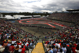Mexico F1 Grand Prix Auto Racing