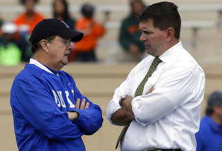 Al Golden, David Cutcliffe